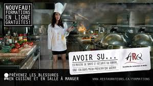 formation de cuisine gratuite arq