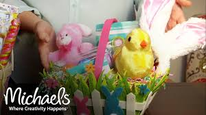 easter basket ideas for kids easter projects u0026 decor michaels