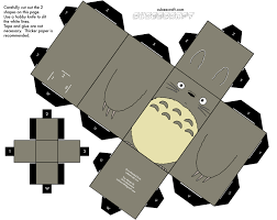 make your own totoro u2013 biblioklept