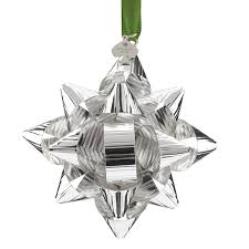 kate spade silver tinsel topper ornament silver superstore