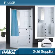 Handicapped Bathtubs And Showers Walk In Tub Shower Combo Walk In Tub Shower Combo Suppliers And
