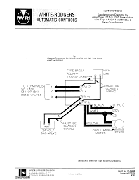 gas valve wiring diagram gas wiring diagrams instruction
