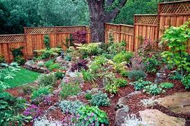 Slope Landscaping Ideas For Backyards Simple Tips For Hillside Landscaping Landscaping Ideas Yard