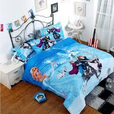 Sizes Of Duvet Covers Disney Frozen Bedding Set 100 Cotton Buy Disney Frozen Bedding