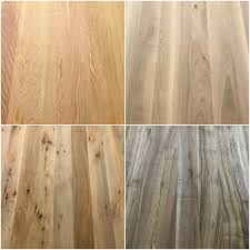butcher block new plank style solid wood surfaces