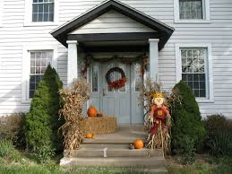 old house homestead fall decorating ideas