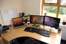 Big Computer Desk Stylish Big Computer Desk Best Php Developers Regarding Popular