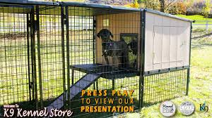 ultimate dog kennel systems for the home and the professional