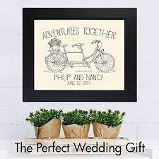 Wedding Gift Kl Amazon Com Personalized Wedding Gift
