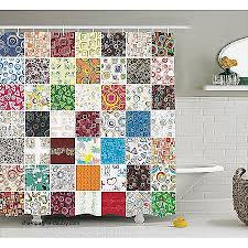 No Liner Shower Curtain Curtains Fabric Shower Curtain No Liner Needed Awesome House Decor