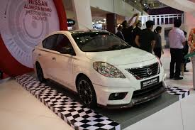 nissan almera zero down payment the kl international motor show 2013 finally a show worth going