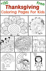 disney thanksgiving coloring pages
