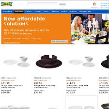 ikea family price ikea family 20 off boxed dinnerware sets plus dinera 18 piece