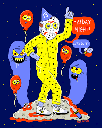 cute halloween gif friday 13th gifs find u0026 share on giphy