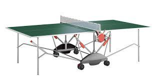 Kettler Garden Furniture Amazon Com Kettler Match 5 0 Indoor Outdoor Table Tennis Table