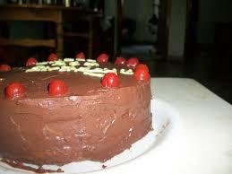 world u0027s best triple layer chocolate cake with chocolate ganache