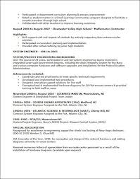 Sample Resume Teaching Position by Resume For Teaching Position Resume Badak