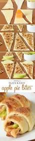 quick thanksgiving desserts easy apple pie bites cakescottage