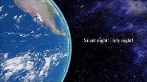 silent around the world merry