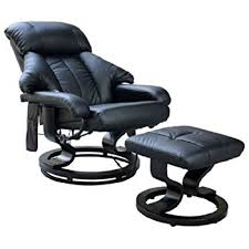 Massage Armchair Recliner Homcom Luxury Fuax Leather Chair Recliner Electric Massage Chair
