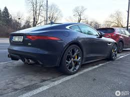 jaguar f type custom jaguar f type r coupé 30 december 2016 autogespot