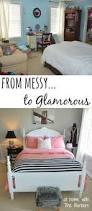 Teen Girls Bedroom Makeovers 39 Best Navy Coral Gray And Aqua Bedroom Images On Pinterest
