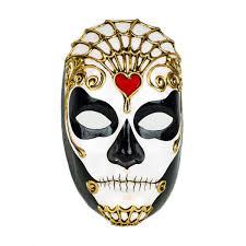 masquerade mask men venetian mask in london for him venetian day of the dead volto