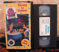 Campfire Sing Along Barney Wiki by Amazoncom Barney In Concert Vhs Bob West Julie Johnson Dean