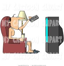 Old Man In Rocking Chair Royalty Free Relax Stock Cartoon Designs
