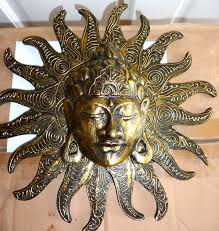 sun wall hanging wall decoration and ornaments bali handicrafts
