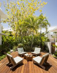 outdoor sitting area modern in miami at home with a worldly contemporary furniture