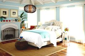Rustic Master Bedroom Decorating Ideas - rustic master bedroom white design with beachy themed decoration
