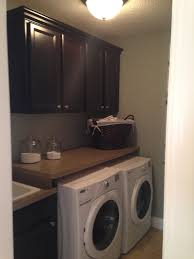 Laundry Room With Sink by Counter Above Washer Dryer Sink Next To Washer Home Laundry