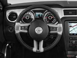 2014 Black Ford Mustang 2014 Ford Mustang Pictures Dashboard U S News U0026 World Report