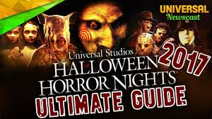 2017 halloween horror nights map hhn 27 hhn 2017 ultimate guide halloween horror nights