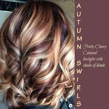 low light hair color fascinating for and red highlights copper lowlight fall hair picture