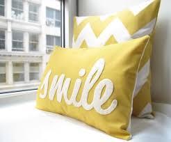 handmade pillows to make you smile cool picks