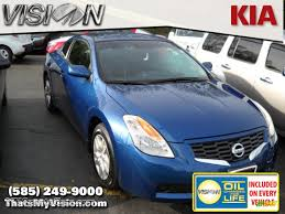 nissan altima coupe value 2009 nissan altima 2 5 s coupe in azure blue metallic 142922