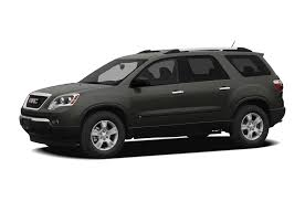 2011 gmc acadia new car test drive