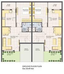 precious 3 20x40 house floor plans 20 x 40 1 story lake hartwell