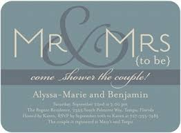 couples wedding shower invitations wedding shower invitations marialonghi