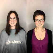 hairstyle makeovers before and after 10 stunning long to short hair makeovers hair hairstyles news