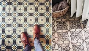 style focus geometric tile floors francois et moi
