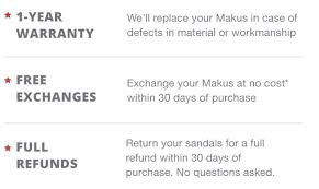 maku the all day every day sandals indiegogo