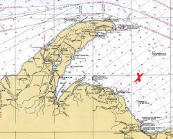 Lake Michigan Shipwrecks Map by How Underwater Detectives Found The Henry B Smith Excerpt From