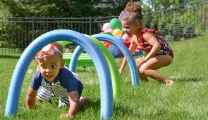 Backyard Obstacle Course Ideas The Ultimate Obstacle Course For Backyard Ideas