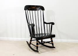 Ebth Nichols Stone Rocking Chair Concept Home U0026 Interior Design