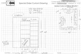 custom closet design drawings for walk in closet