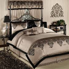 black and white comforter set queen stripped patterned bedding