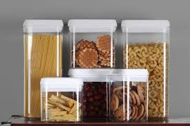 baking container storage 35 organization products that ll make living with roommates bearable